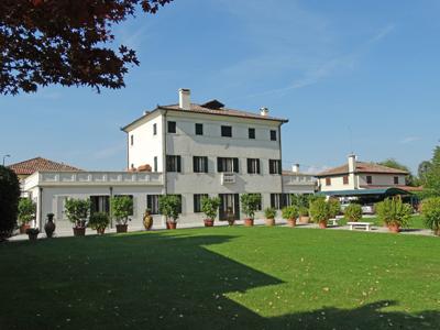 Restauro Villa Brilli -Quinto di Treviso-
