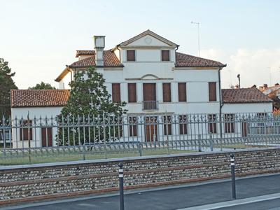 Restauro Villa Labia -Postioma-
