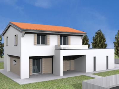 Casa M+D -Nogarè-